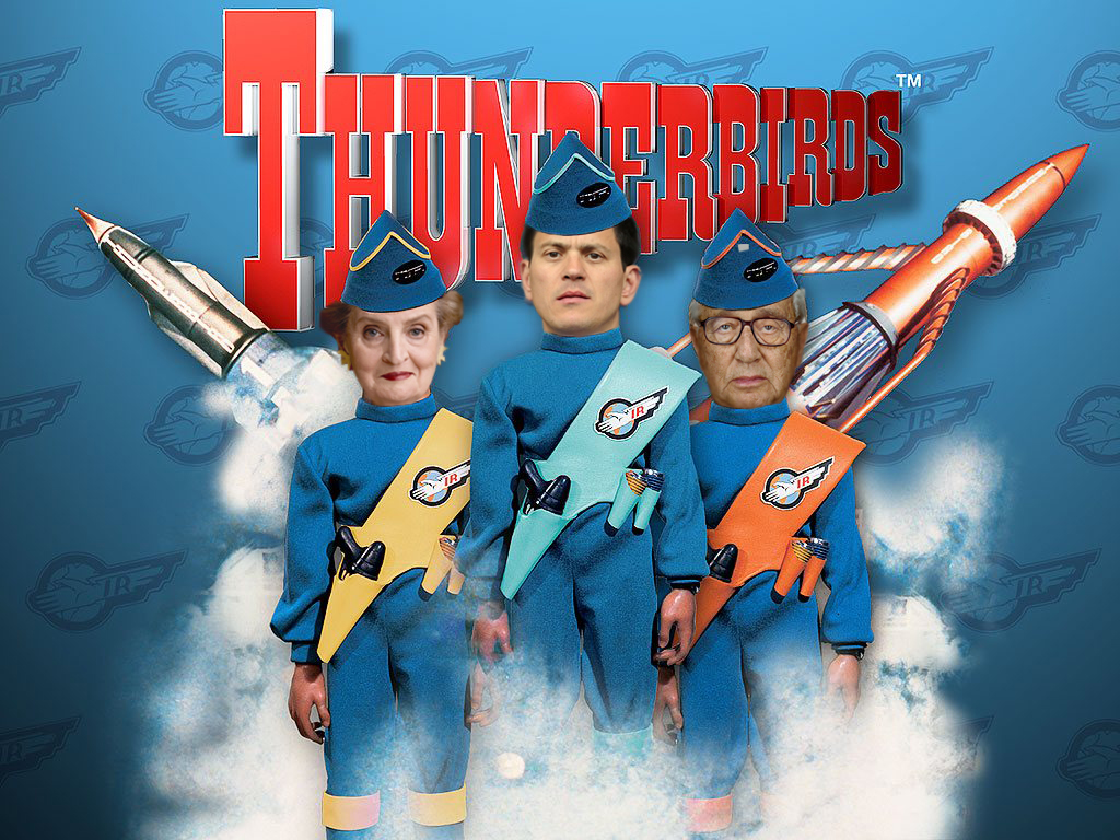 david miliband to join thunderbirds ian bone. Black Bedroom Furniture Sets. Home Design Ideas