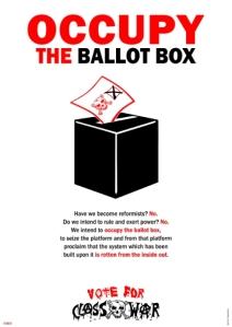 occupy ballot