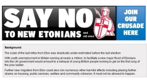 new etonians