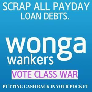 wonga wankers